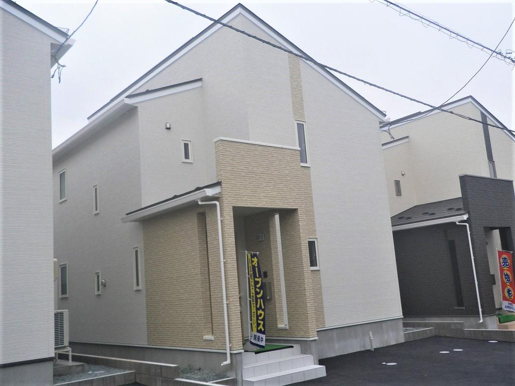 盛岡市高松4丁目新築戸建て 全8棟・5号棟