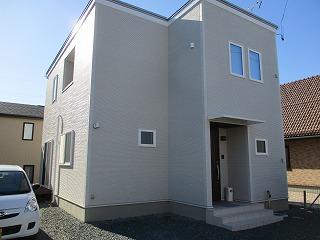 滝沢市牧野林860-20 未入居戸建て