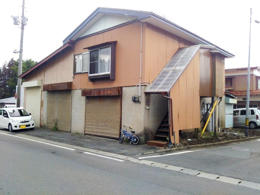 盛岡市下田字陣場41-76 倉庫